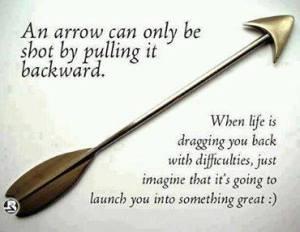 arrow launch you