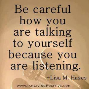 BE CAREFUL LISTENING