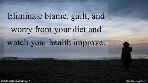 eliminate blame guilt and worry