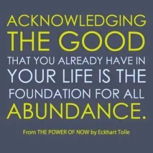 gratitude magic