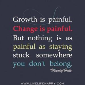 growth is