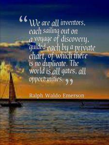emerson quote we are all inventors