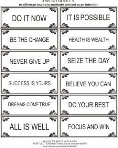 do it now seize the day focus and win