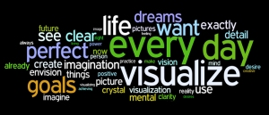 see clearly visualize goals