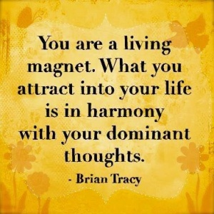 you are a living magnet