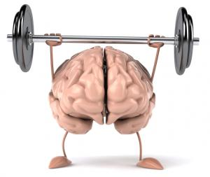 brain lifitng weights