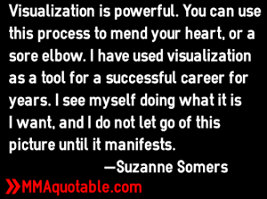suzanne somers visualization quotes