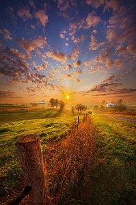 horizon fence post prelude