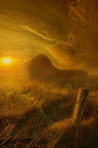 fhorizons cloudy barn