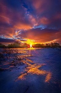horizons in-the-still-of-dawn-phil-koch