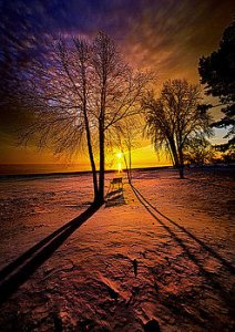 horizons the-angels-sang-a-whispered-lullaby-phil-koch