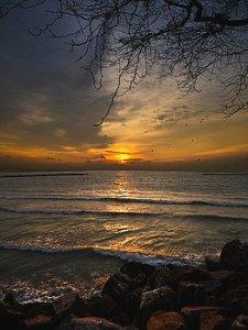 horizons lake-michigan-sunrise-phil-koch