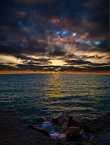 Horizon sunrisen-phil-koch